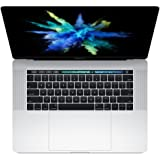 Apple MacBook Pro MLW82HN/A 2017 15-inch Laptop (Core i7/16GB/512GB/Mac OS/2GB Graphics), Silver
