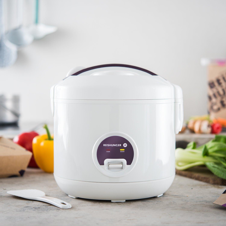 Reishunger Reiskocher (1,2l / 500W / 220V)