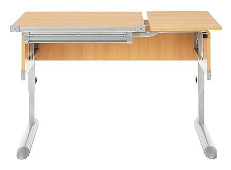 Elegant Kettler Kids Comfort Ll Schülerschreibtisch U2013 6 Fach Höhenverstellbarer  Kinderschreibtisch MADE IN GERMANY U2013 Flexible Tischplatte U2013 Höhen  Und ...