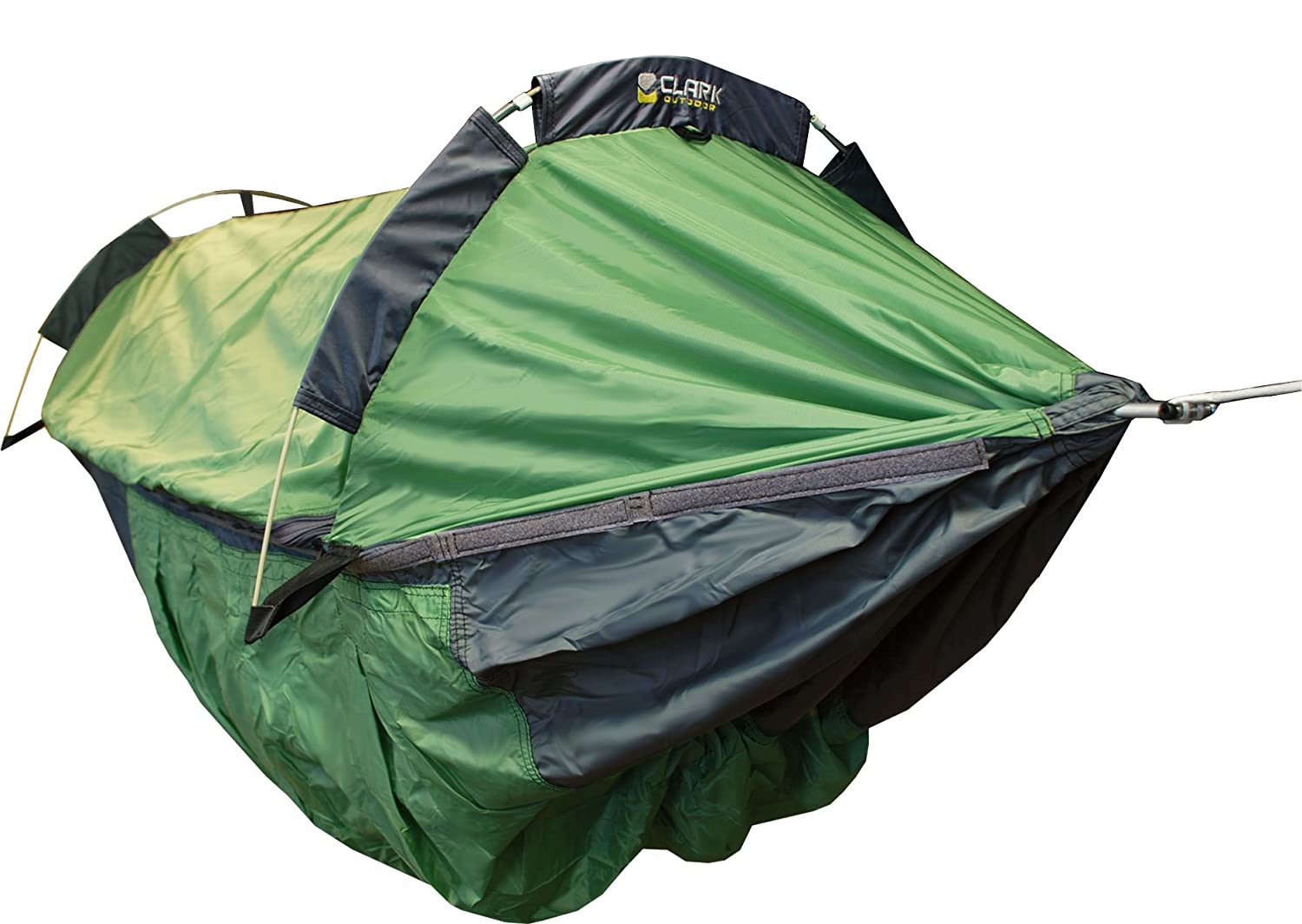 Amazon.com: Clark NX-270 Four-Season Camping Hammock (Mountain Green):  Sports & Outdoors
