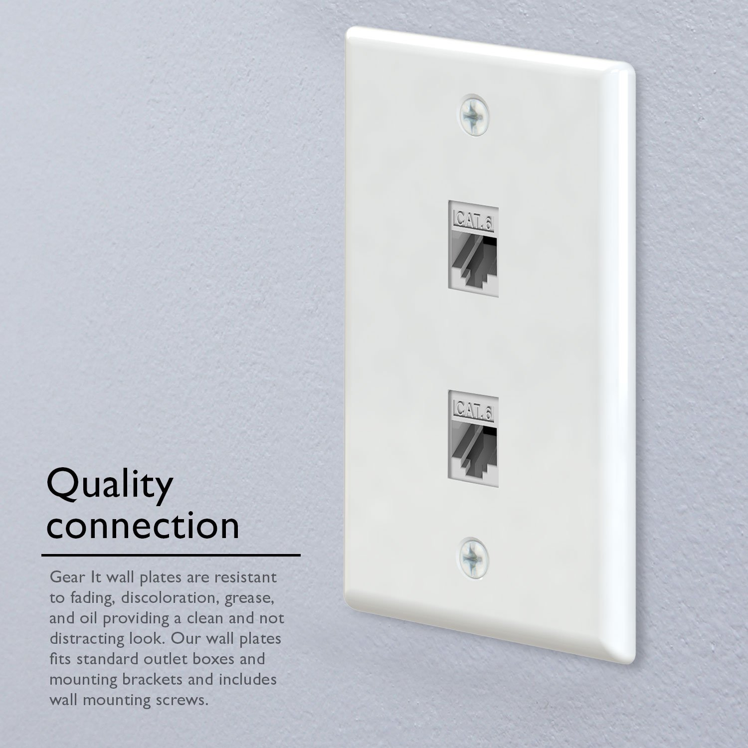 Perfect Cat 6 Wall Plates Illustration - Best Images for wiring ...