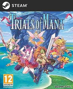 Trials of Mana Standard | Código Steam para PC