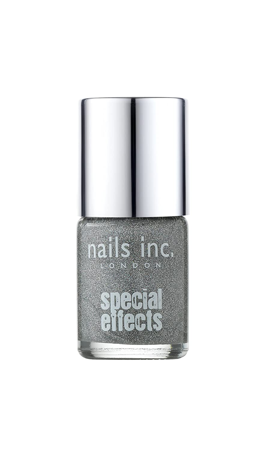 Amazon.com : nails inc. Special Effects Electric Lane Holographic ...