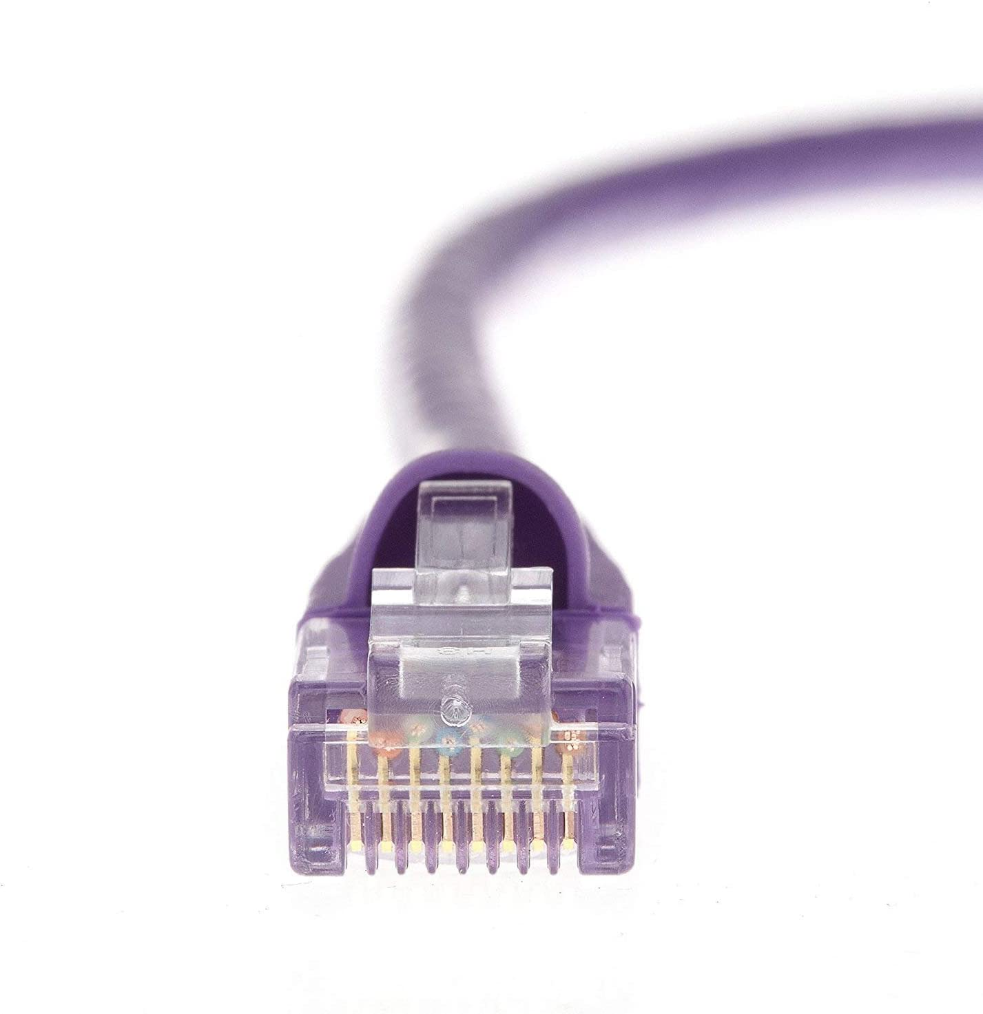 InstallerParts Ethernet Cable CAT5E Cable UTP Booted 150 FT Professional Series Black 1Gigabit//Sec Network//Internet Cable 350MHZ