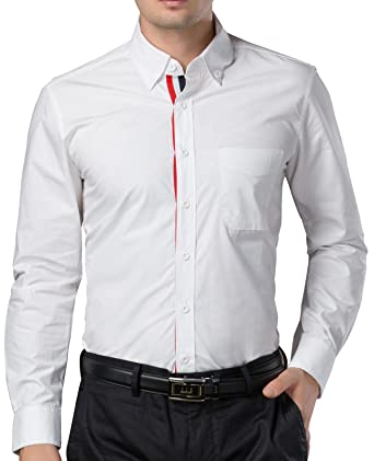 c2b70988a0 Wholesale Mens Smart Shirts PJ5248-1 S  Amazon.co.uk  Clothing