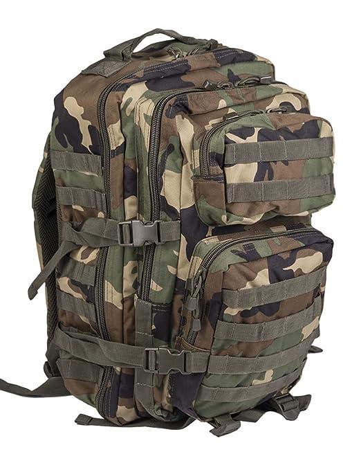217 opinioni per Zaino piccolo US Assault Pack Laser Cut