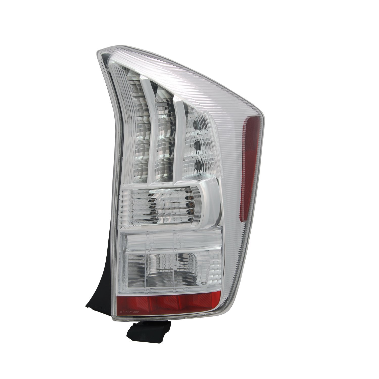 TYC 11-6331-01-9 Compatible with TOYOTA Prius Right Replacement Tail Lamp