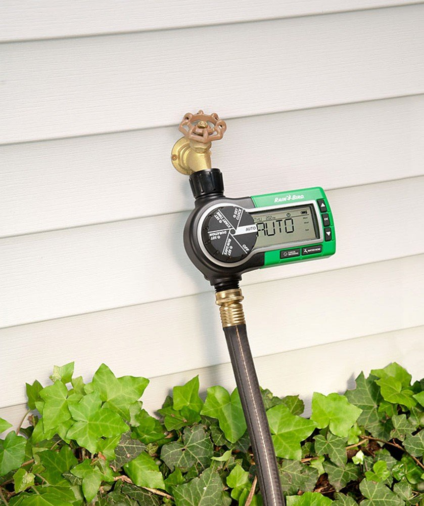Rain Bird battery operated tap timer 1ZEHTMR Amazoncouk Garden