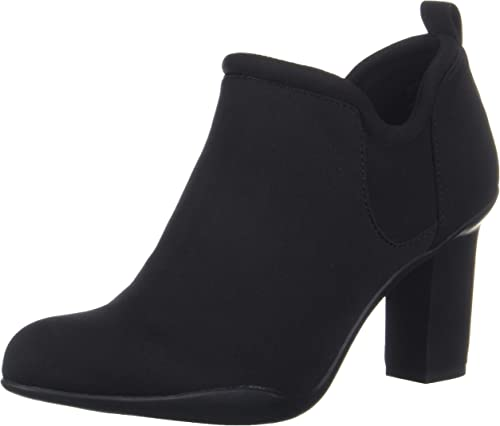 buying new clearance sale retail prices Anne Klein Women's Kerry Bootie Ankle Boot: Amazon.co.uk: Shoes & Bags