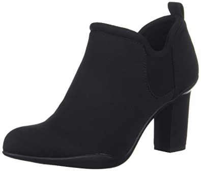 ccbed0a04ba Anne Klein AK Sport Women's Kerry Bootie Ankle Boot, Black, ...