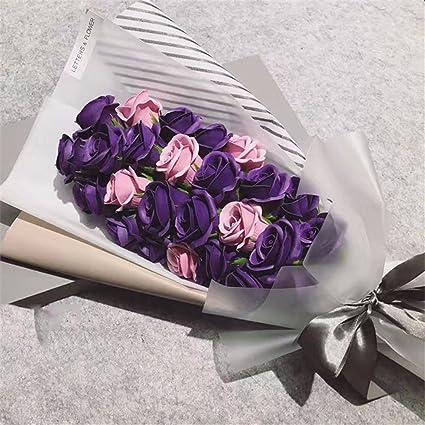 Regali Di Natale Romantici.Regali Di Natale 25 Romantico Bouquet Di Sapone Il Sapone Mazzi