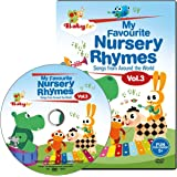 BabyTV DVD My Favourite Nursery Rhymes Volume 3: Songs From Around the World