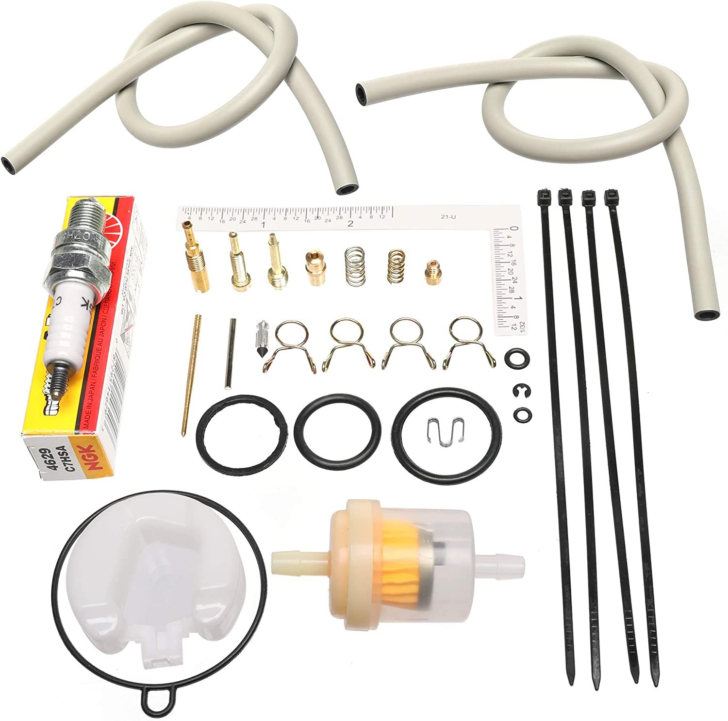 OR2544 Carburetor Complete Master Repair Rebuild Kit for Honda CRF70 CRF70F XR70 XR70R