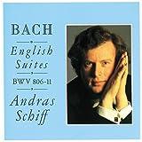 Bach: English Suites BWV 806-11
