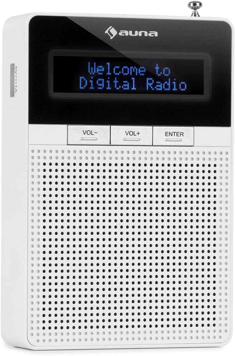 Auna Digiplug Dab Steckdosen Radio Dab Radio Mit Elektronik