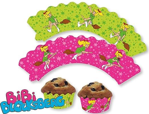 Unbekannt 12 moldes Cupcake * Bibi Blocks Montaña * para ...