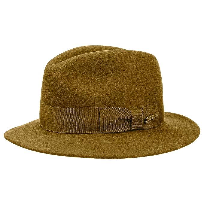Sombrero Indiana Jones Traveller sombrero de fieltro de lanasombrero de  hombre (M 56- 7c9540b3847