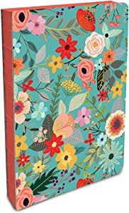 Studio Oh! Hardcover Coptic-Bound Journal, Secret Garden