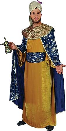 chiber Disfraces Disfraz Rey Mago Baltasar: Amazon.es: Juguetes y ...