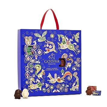 Godiva Advent Calendar.2018 Advent Calendar Chocolate By Godiva Chocolatier 14 4 Ounce