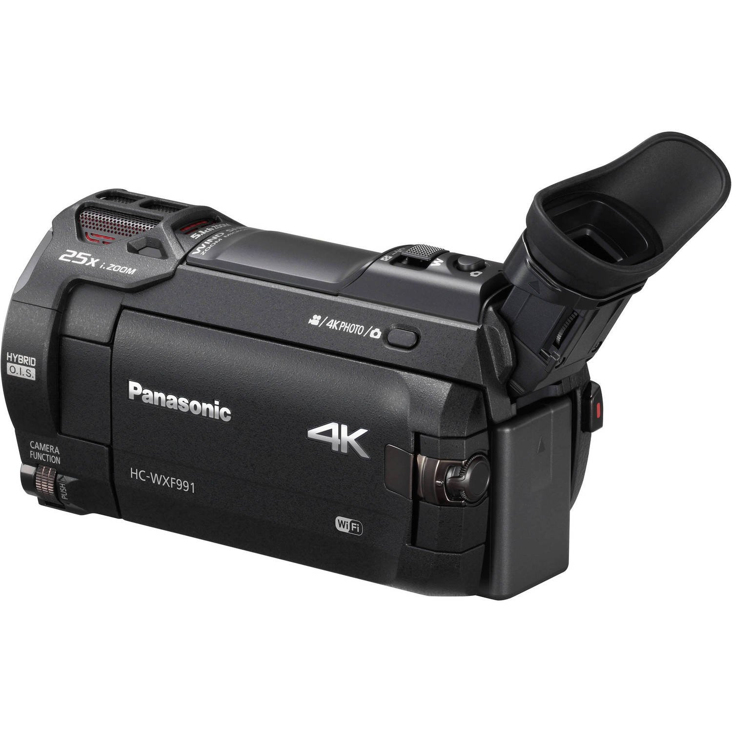 Buy Panasonic Hc Wxf995 4k Ultra Hd Camcorder With 16gb Card Online V385 Kamera Video At Low Price In India Camera Reviews Ratings