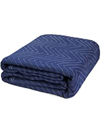 Heavy Duty Moving Blankets Padded Furniture Pads Protection 65LB 1