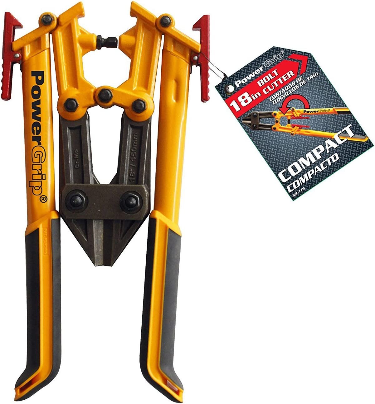 14 Olympia Tools 39-114 Power Grip Bolt Cutter