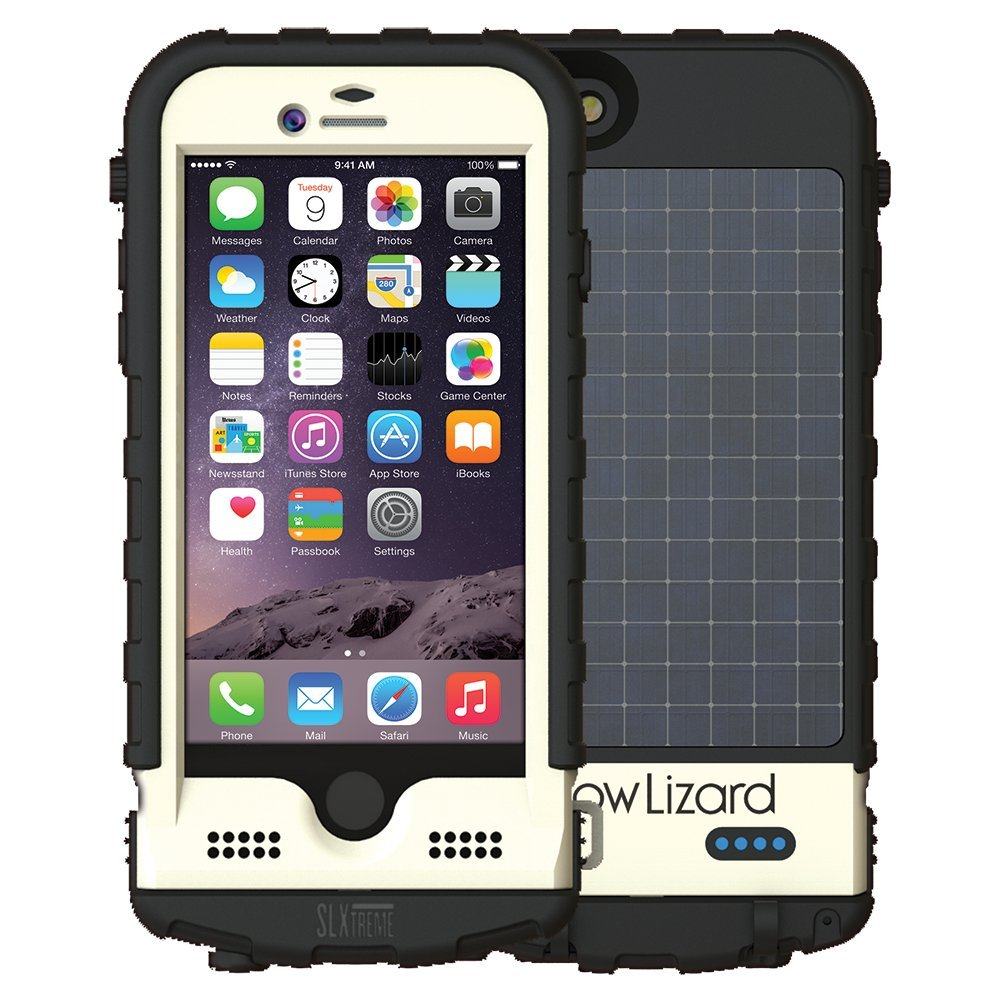 Snow Lizard Products SLXtreme Case for iPhone 6, White by Snow Lizard Products
