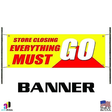 Amazon.com: Tienda cierre Todo Lo debe ir de promoción ...