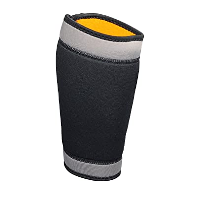 Xcellent Global Unseix 2 Pack Ultra Compression Leg Sleeve Calf Sleeves - Reduce Calf Pain and Strain - Great for Running, Walking, Cycling, Travel, Basketball, Soccer and More