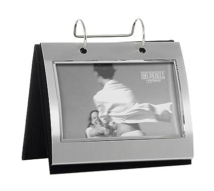 Amazon Photo Frames 74100 Silver Colour Free Standing Flip
