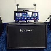 Amazon Com Quik Lok Ams Bs 625 Amplifier Stand Black