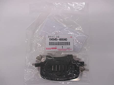 Lexus 04945-48080 Disc Brake Pad Shim
