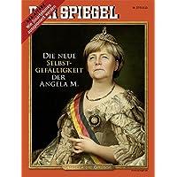 DER SPIEGEL 37/2013: Die neue Selbstgefälligkeit der Angela M.
