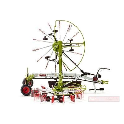 WIKING WK7828 RANGHINATORE CLAAS SWATHER LINER 2600 1:32 MODELLINO DIE CAST Jeux et Jouets