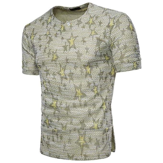 50-70% di sconto economico per lo sconto più popolare HX fashion Maglietta da Uomo T-Shirt da Uomo Modello Taglie ...