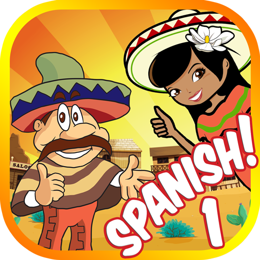 Amazon.com: Learn Spanish Words 1: Vocabulary Flash Cards Game for ...
