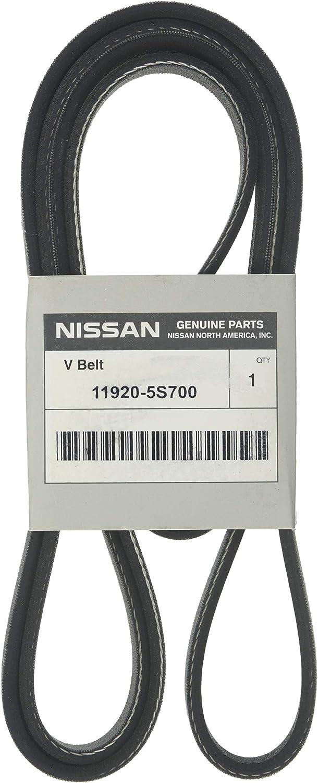Nissan Genuine 11920-5S700 Compressor Belt