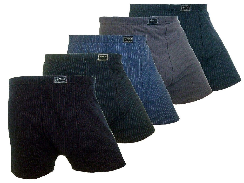 6er Pack Herren Boxershorts Unterwäsche Retroshorts Übergröße Unterhosen Baumwolle 4XL 5XL 6XL 7XL