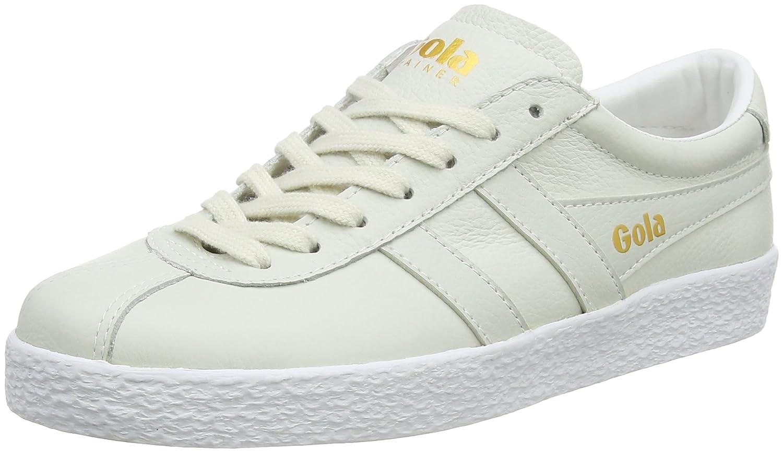 Gola Trainer White, Zapatillas para Mujer 37 EU|Blanco (White Ww White)