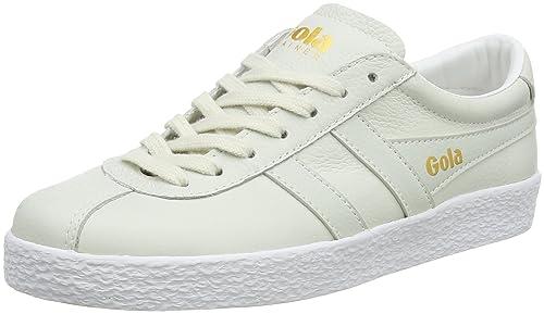 Trainer, Zapatillas para Mujer, Blanco (White WW White), 39 EU Gola