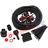 144pc Container Drip Water Irrigation System