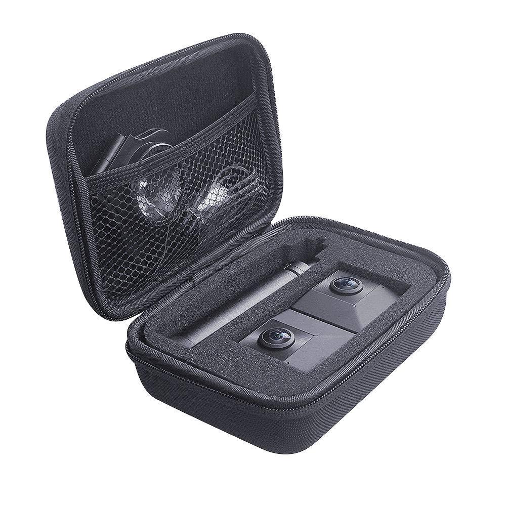HOLACA 収納 EVAバッグ トラベルケース Insta360 EVO VR 折りたたみカメラ用 耐衝撃 防水   B07R4HBWHM