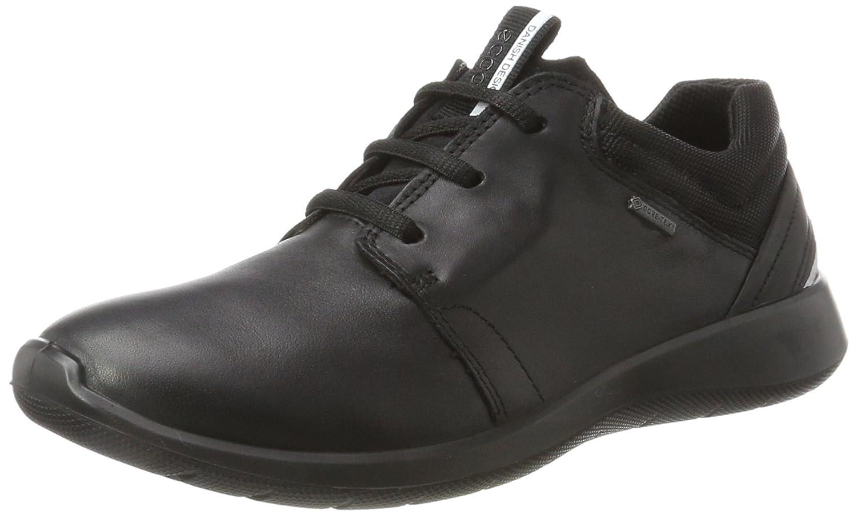 Ecco Soft 5, Zapatillas para Mujer 38 EU Negro (Black)