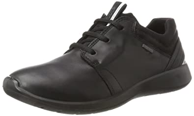 Ecco Damen Bella Derbys, Schwarz (Black), 42 EU