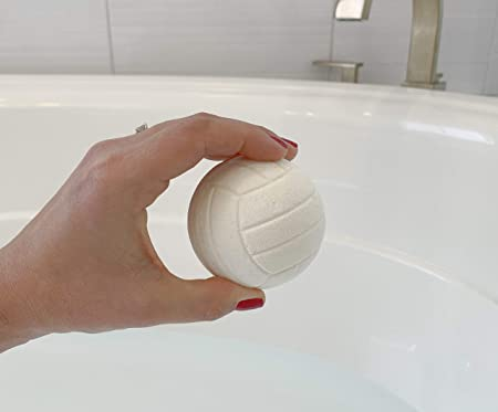 Amazon.com: Bombas de baño de voleibol – 3 unidades ...