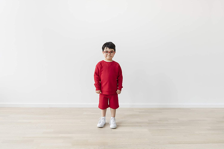 Hanna Andersson Kids Bright Basics SweatShorts
