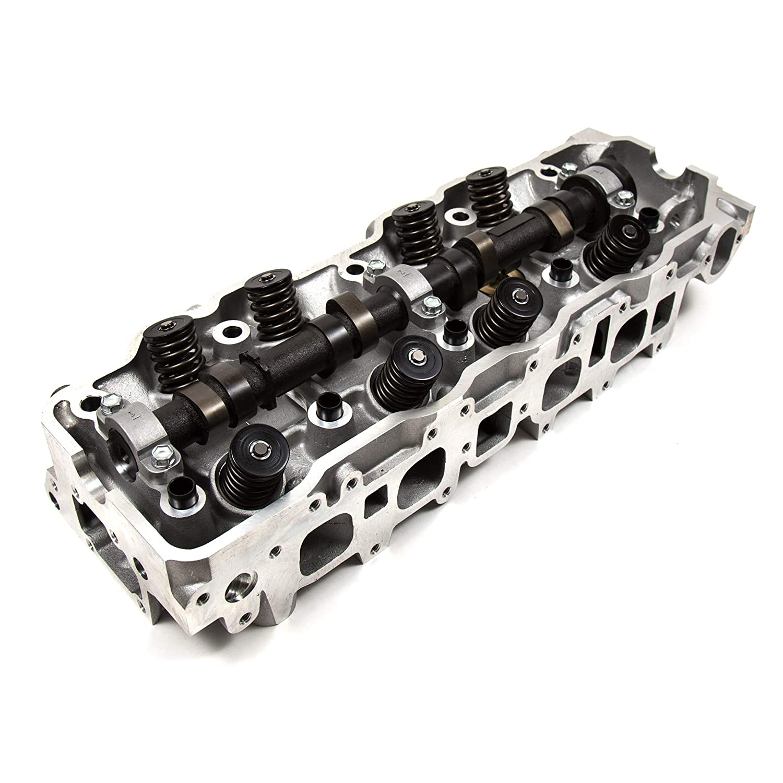 Evergreen CHHSHBTKWOP2000 Cylinder Head Timing Water Oil Pump Kit Fits 85-95 Toyota 22R 2.4L SOHC 8V