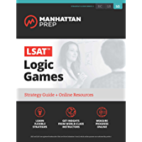 LSAT Logic Games: Strategy Guide + Online Tracker (Manhattan Prep LSAT Strategy Guides) (English Edition)