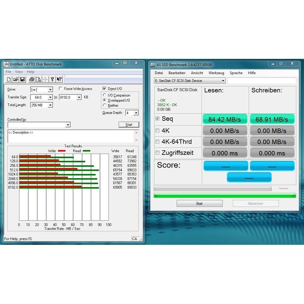 Komputerbay 32GB COMPACT FLASH CARD Professionelle CF 1000X 150MB//s Extreme Speed UDMA 7 RAW 32 GB